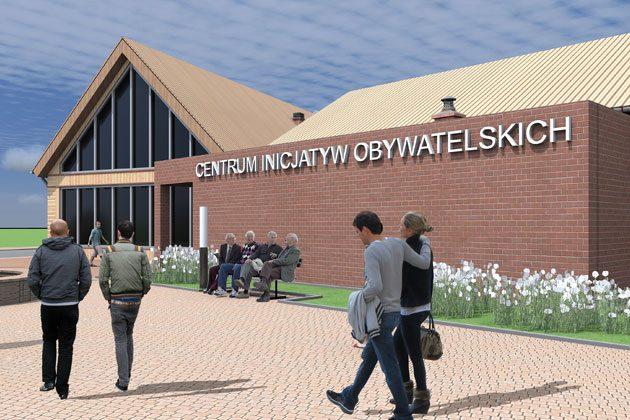 Centrum Inicjatyw Obywatelskich w Połańcu