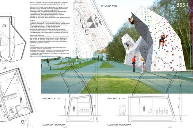 XVI Konkurs na projekt łazienki – Gdynia