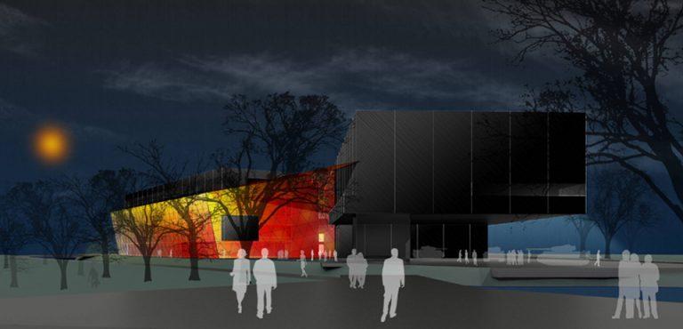Projekt Muzeum II Wojny Światowej w Gdańsku
