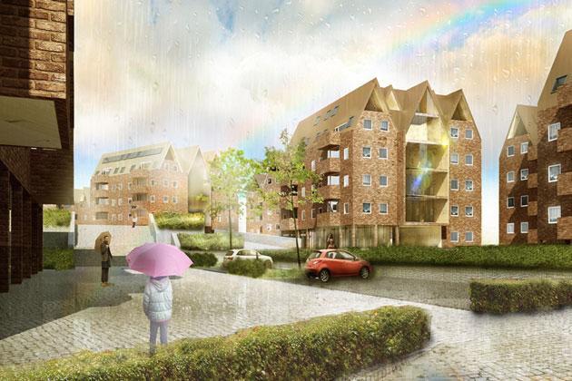 Osiedle mieszkaniowe Politechnika Gdańska
