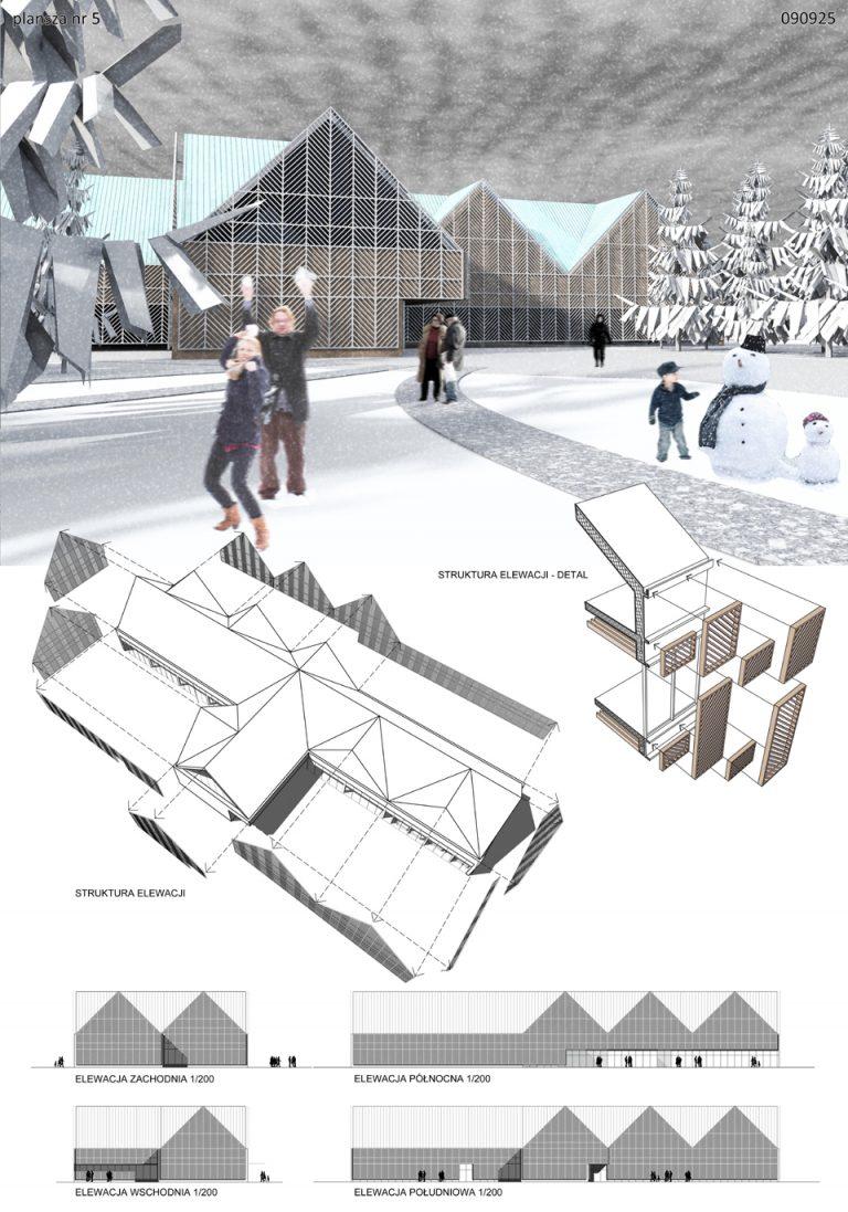 Projekt Parku Archeologicznego Obłazowa w Nowej Białej