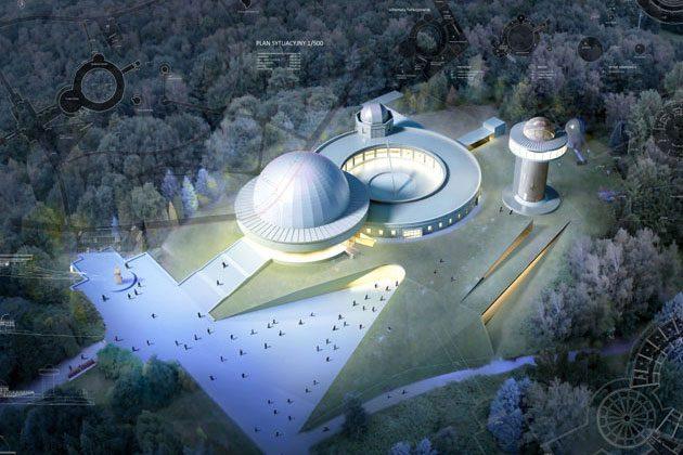 Planetarium Śląskie w Chorzowie